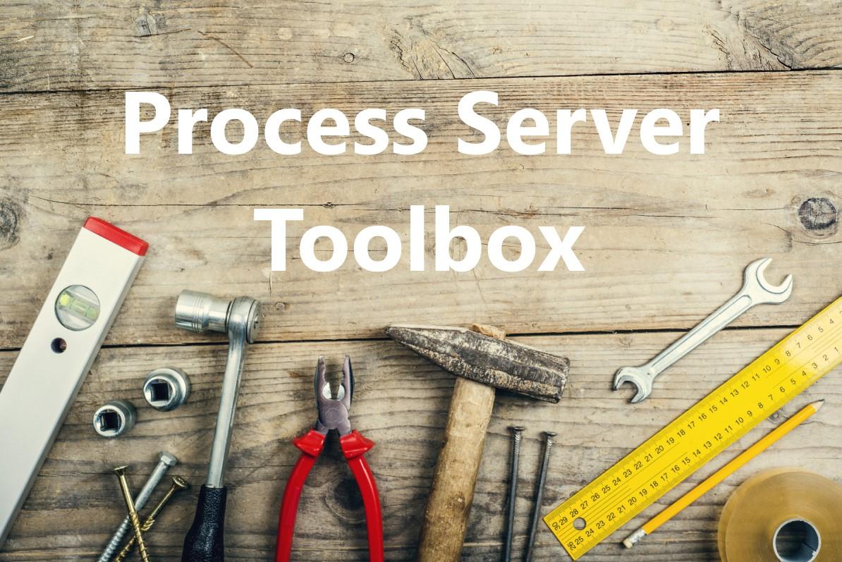 process server Toolbox